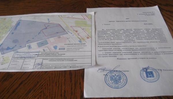 такой участок планировали отдать цыганам на Лесобазе