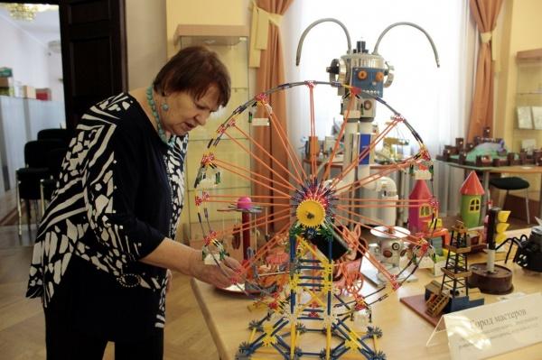 Поделки на выставку технического творчества 5