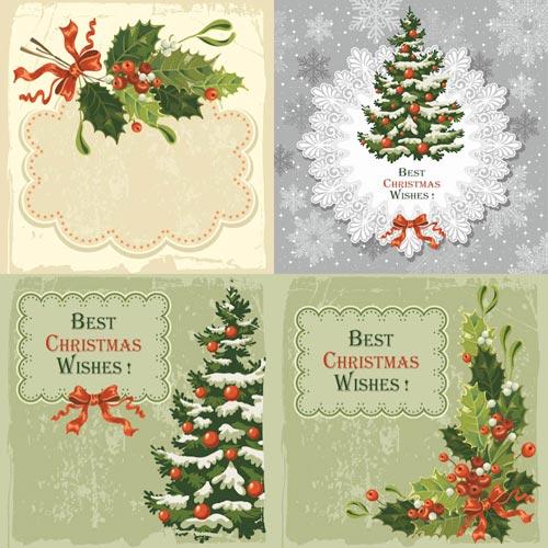 Новогодние открытки своими руками на английском