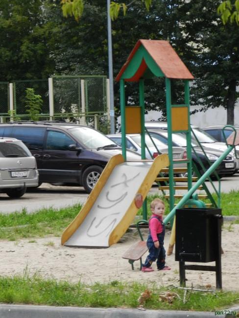 Детская площадка 001