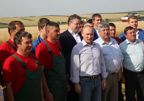 Улюкаев и Путин