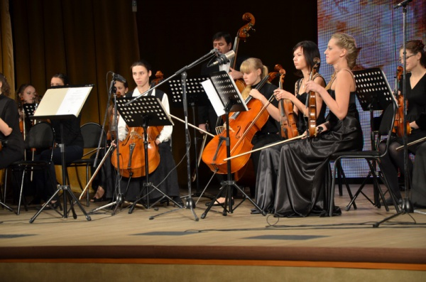 Камерный оркестр Колледжа искусств