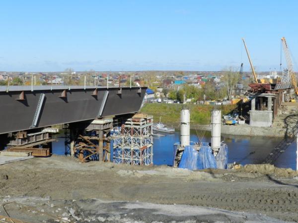 Мост челюскинцев 1 018