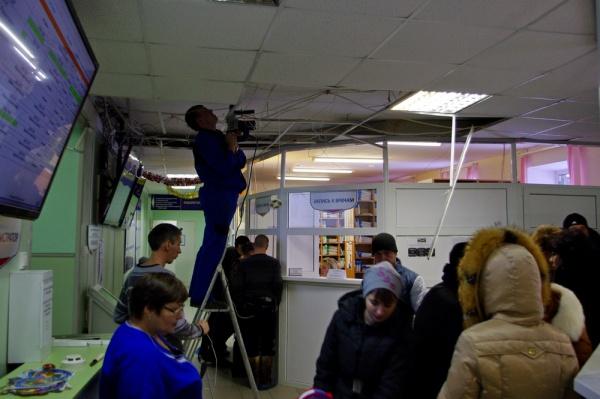 потолок 1