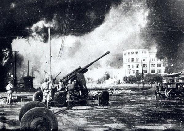Битва за Сталинград. Как это было