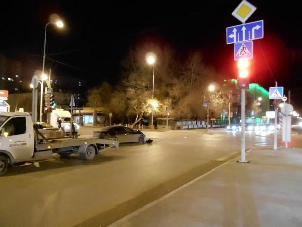 перекресток Мельникайте и Харьковской