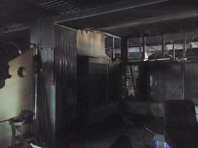 фото с места пожара (tyumentime)
