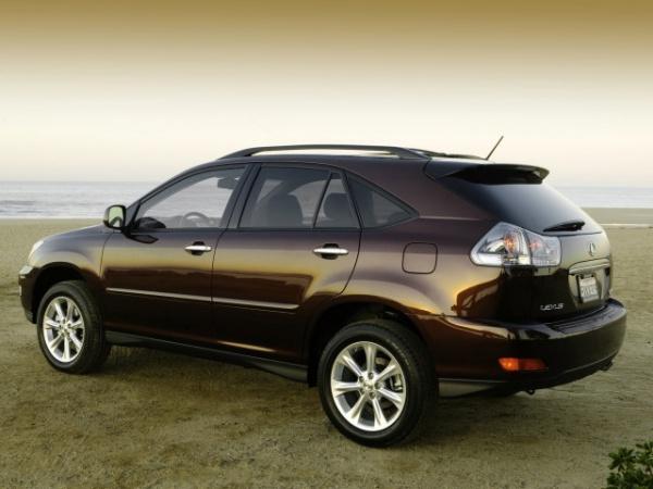 Lexus_RX_RX 350_SUV 5 door