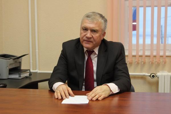 Сергей Ефимов. Фото Вслух.Ру