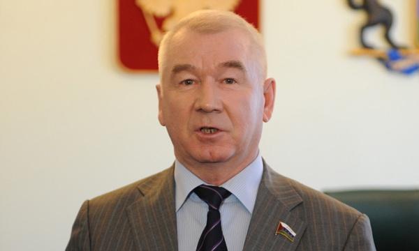 Сергей Корепанов. Фото с сайта партии Единая Россия
