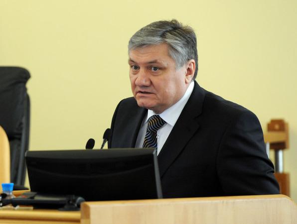 Сергей Миневцев. Фото ФедералПресс