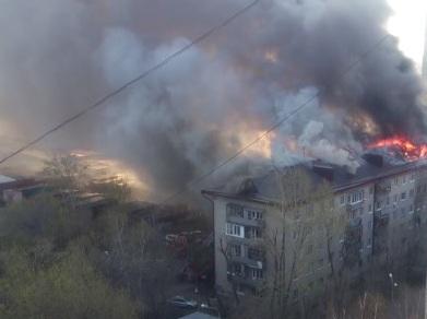 пожар на харьковской... (1)