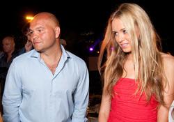 Ксения Сухинова и Сергей Говядин. фото из архива Tatler.ru