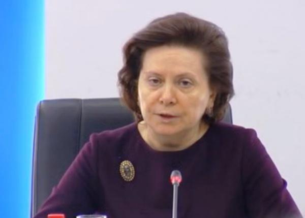 Наталья Комарова возглавляет Югру уже 5 лет.