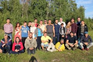 Сборщики чая в полевом лагере