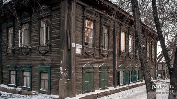 Сургутская, 19 на момент расселения. Ноябрь-декабрь 2014