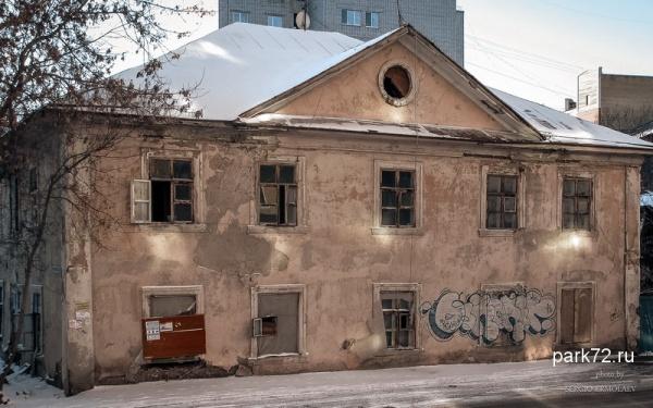 Чукотская, 4а. Январь 2015
