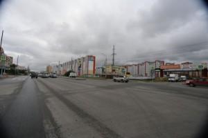 оценили просторность тюменских дорог