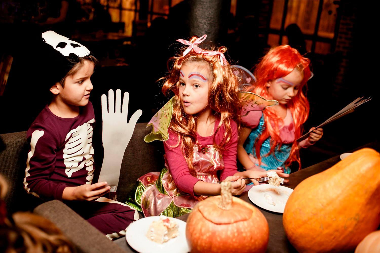 Детский хэллоуин