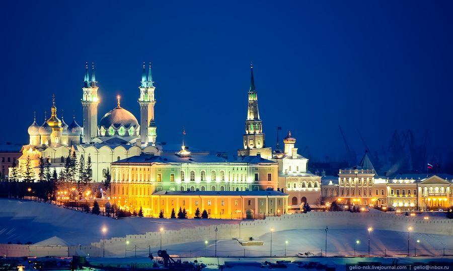 Эко-тур «Новогодняя столица Татарстана»
