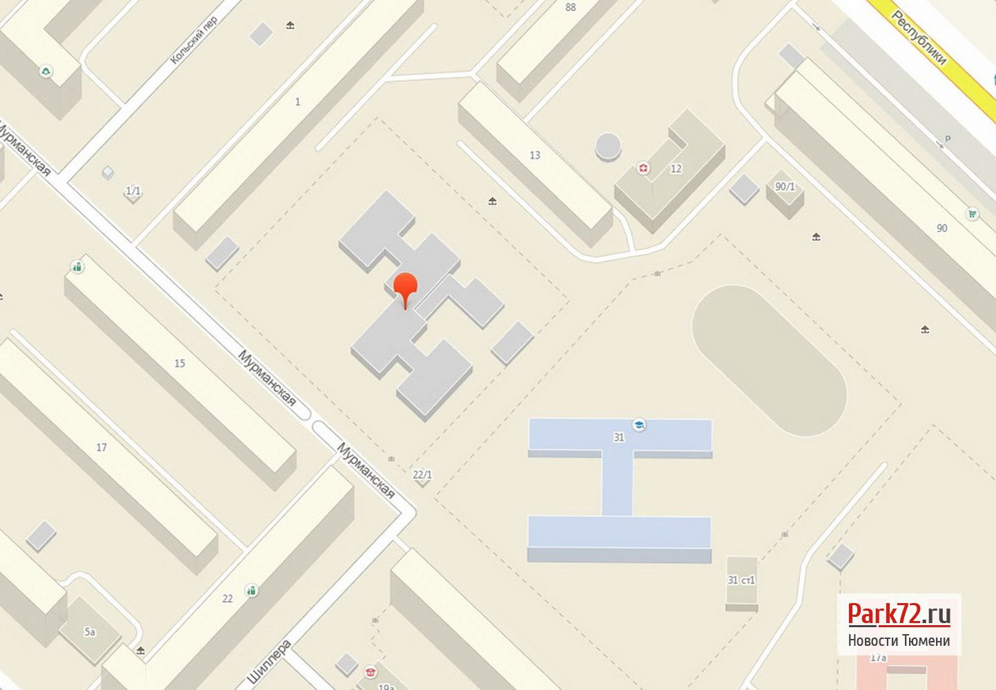 В настоящее время у здания на картах нет даже адреса - это безликое сооружение_новый размер_result