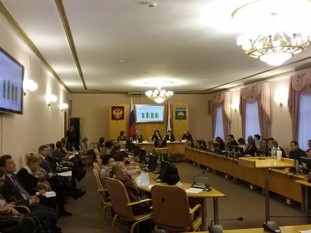 В Тюмени прошла дискуссионная площадка «Предварительные итоги Года борьбы с сердечно-сосудистыми заболеваниями в Тюменской области в 2015 году»