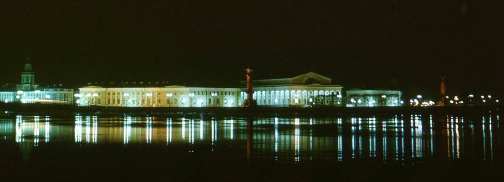 Программа тура в Санкт-Петербург «Эко-Питер 2016»