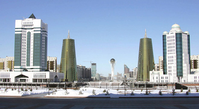 Евро-столица Казахстана. Программа тура