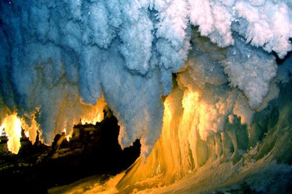 Кунгур и его знаменитая Ледяная пещера