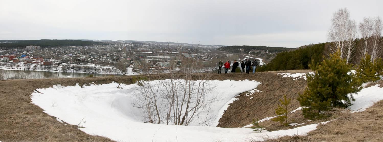 Вершина Ледяной горы