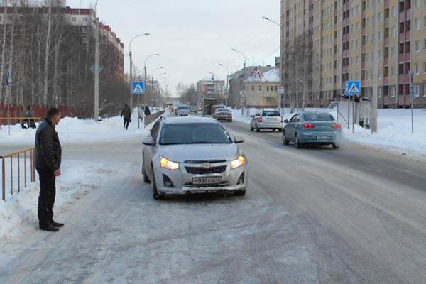 Днем на улице Малой Боровской автомобилем «Шевроле» сбит 65-летний мужчина
