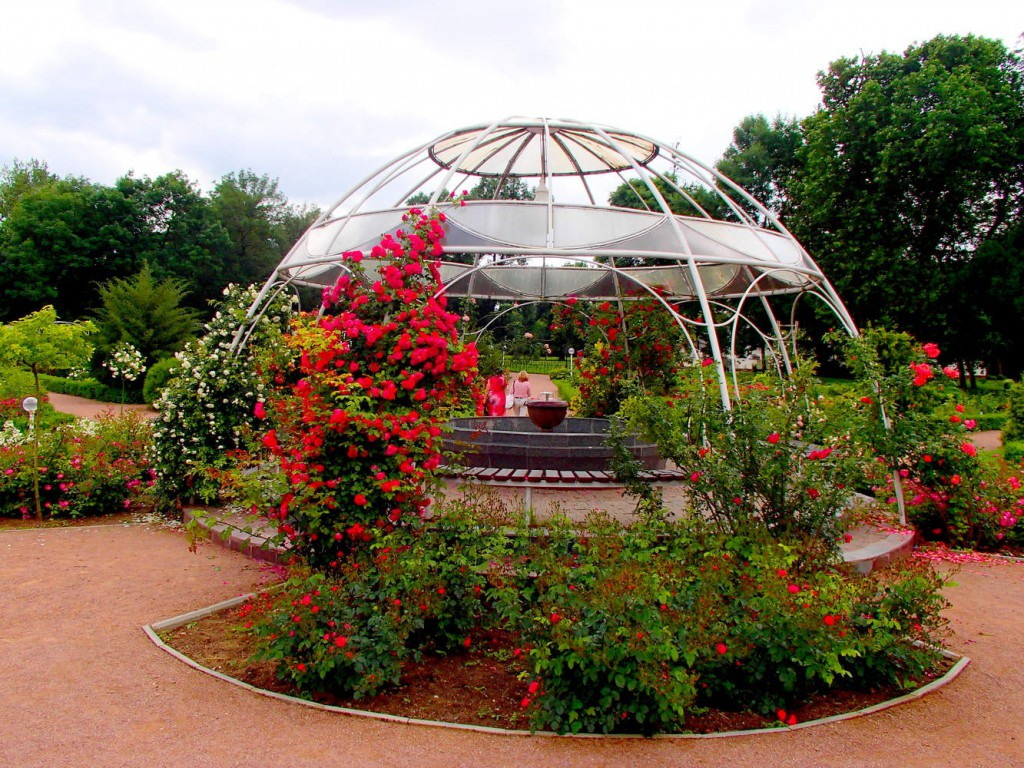 Парк Салгирка, Симферополь