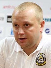 Евгений Осинцев, главный тренер МФК «Тюмень»