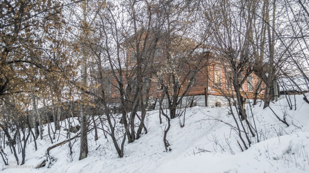 Дом Кержанцова. Февраль 2016