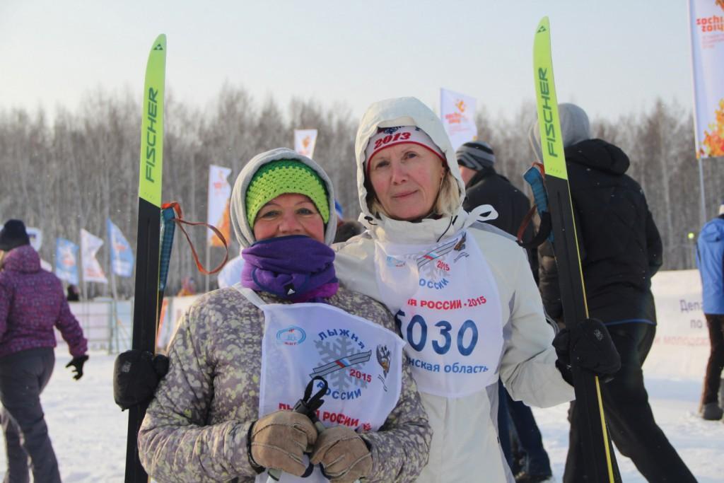 Лыжня России 1