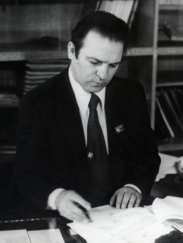 Ученый Виктор Копылов