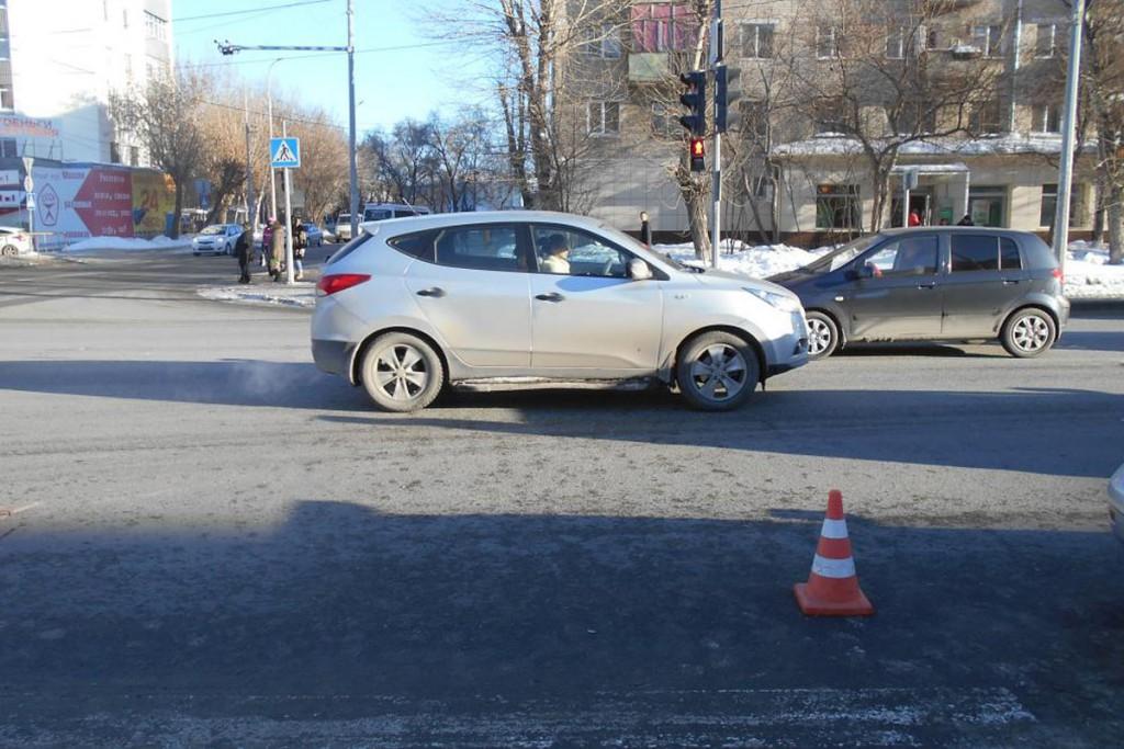 Тяжелую травму получила 72-летняя тюменка на пешеходном переходе на перекрестке ул.Червишевский тракт и Пархоменко