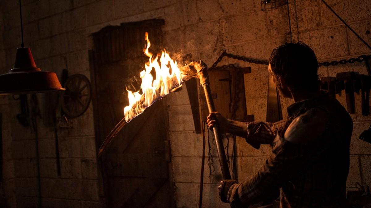 Кадр из фильма «Из тьмы»