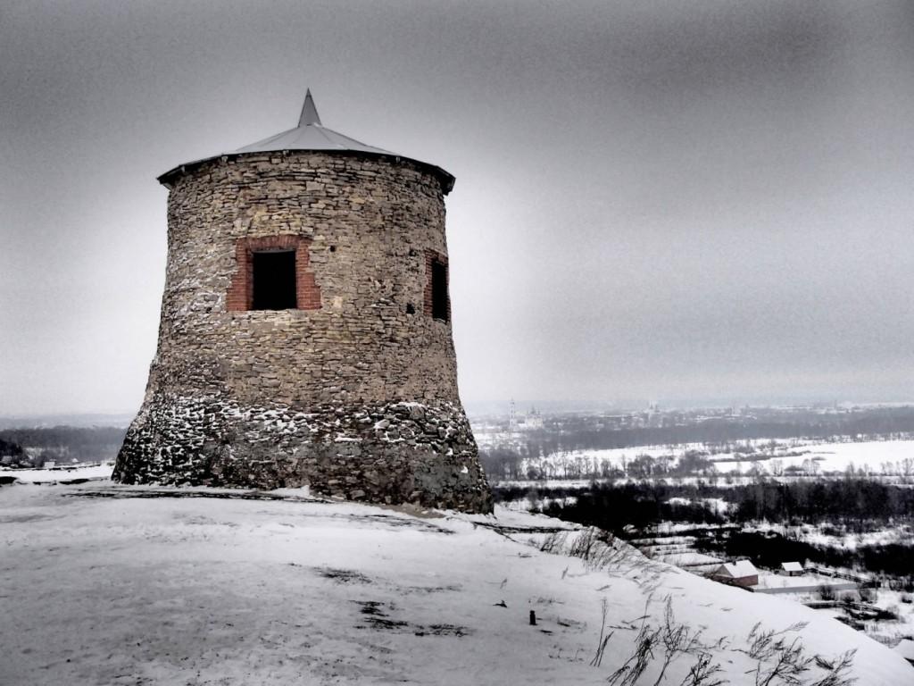Древняя сторожевая башня