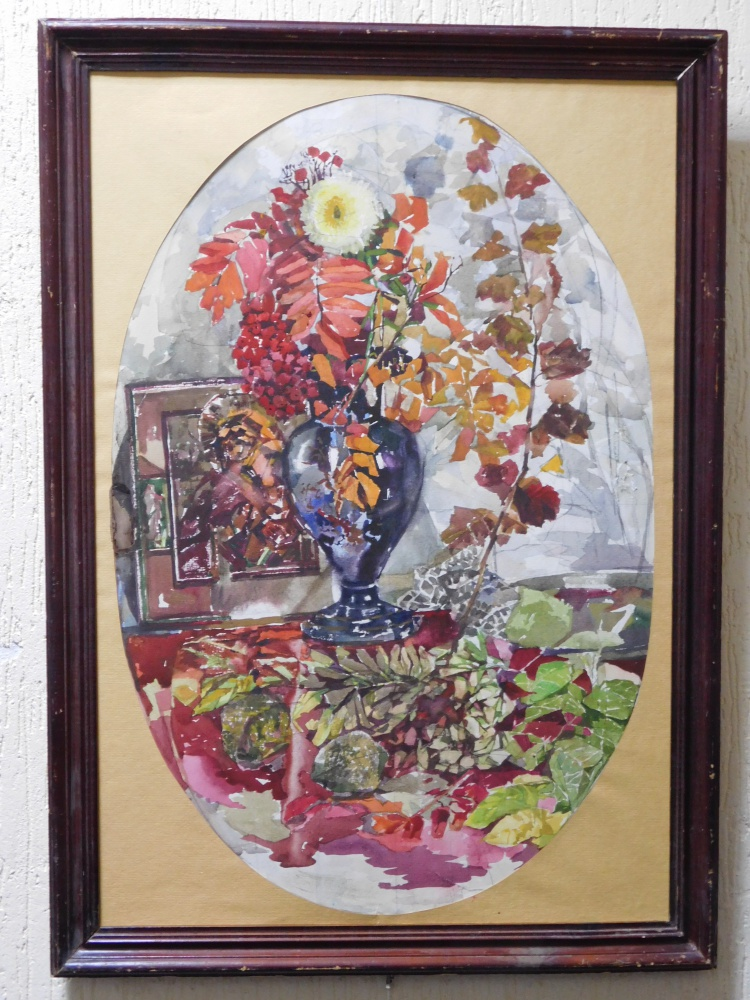 Выставка художника Вячеслава Сизова 069