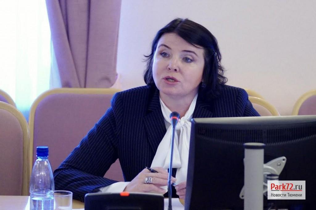 Галина Шарухо - руководитель Управления Роспотребнадзора по Тюменской области_result
