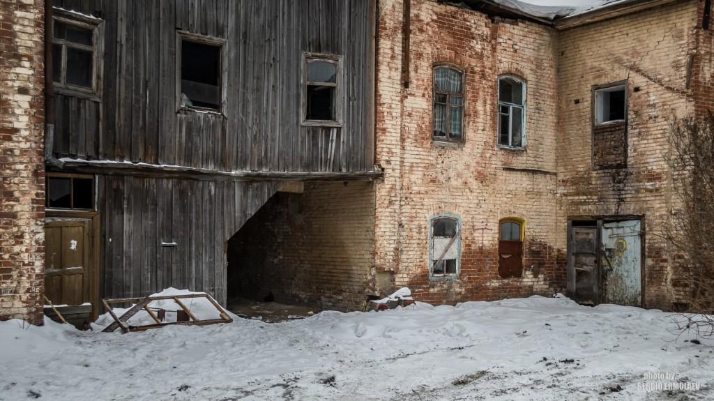 Дом И. С. Замятина. Марта 2016 (1)
