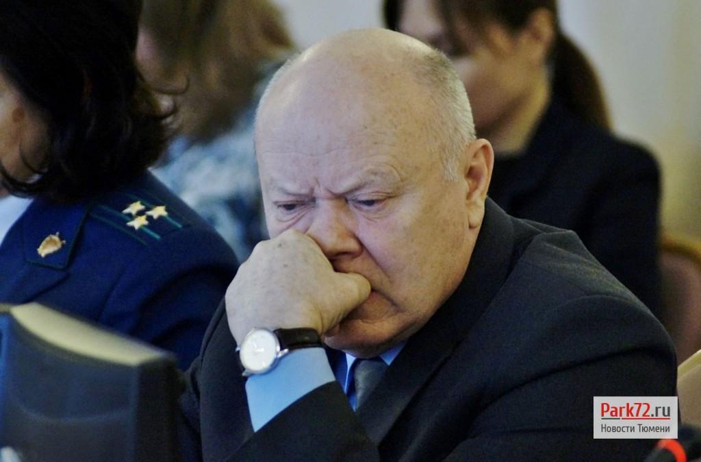 Первый заместитель прокурора Тюменской области Виктор Русских обеспокоен положением дел в регионе_result