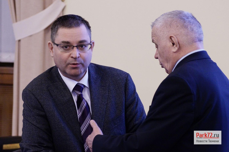 Председатель избирательной комиссии Тюменской области Игорь Халин проследить за исполнением новых норм_result
