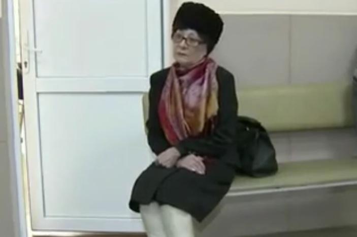 Тамара Ежеменская Одна из тайных пациенток, рассказавшая о своей секретной миссии с телеэкрана
