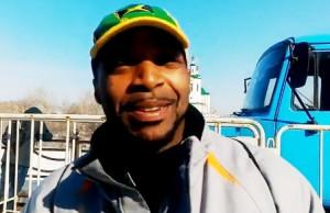 Даджуилар Лорензо (D'Aguilar Lorenzo), любитель зимнего плавания из Италии, на Чемпионат в Тюмень приехал за компанию с более опытным моржом-земляком