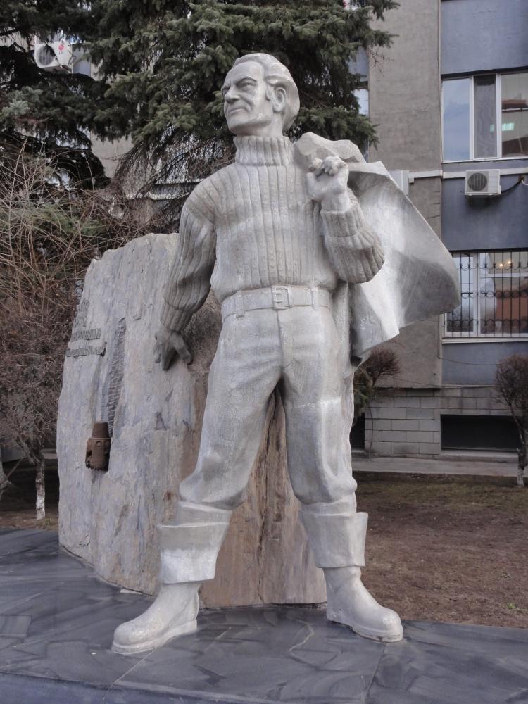 памятник Эрвье
