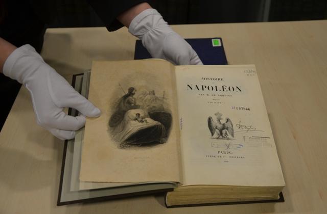 Биография Наполеона. Фото Елены Кухальской.