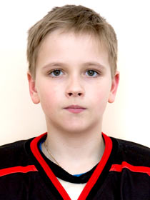 Тимофей Климов, игрок хоккейного клуба «Тюменский легион» (г. Тюмень):