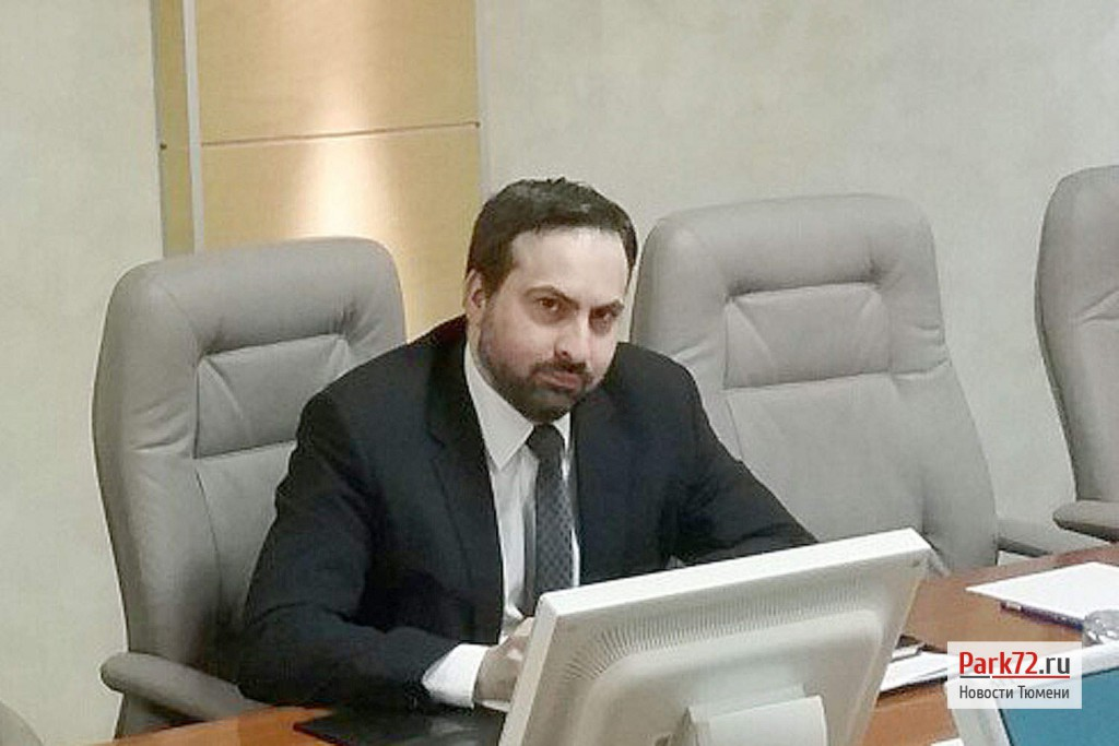 Генеральный консул Франции в г. Екатеринбург Эрик Мийе